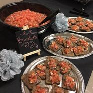 Bruschetta Wendi's Kitchen & Catering Appetizer Menu