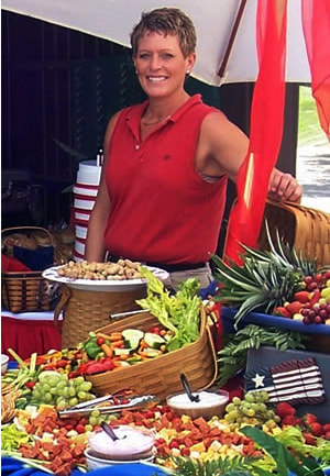 Wendi Wagner of Wendi's Kitchen & Catering