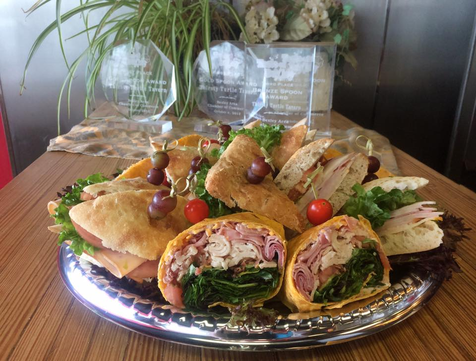Wendi's Catering Award-Wining Wraps and Sandwiches